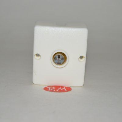 Base antena TV superfície 1 toma