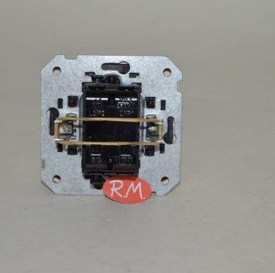 Interruptor empotrar serie 1000 marfil