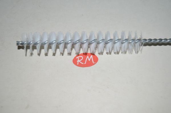 Escobilla de nylon Ø30 mm varilla de 1 metro