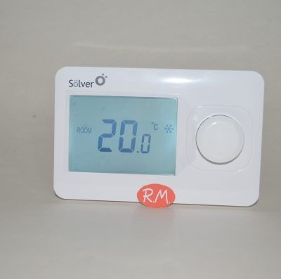 Termostato digital para calefacción Sölver 0550001027