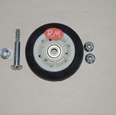 Rodillo trasero cesto secadora Balay 00613598