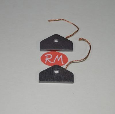 Escobillas detector humedad secadora Míele 4490382