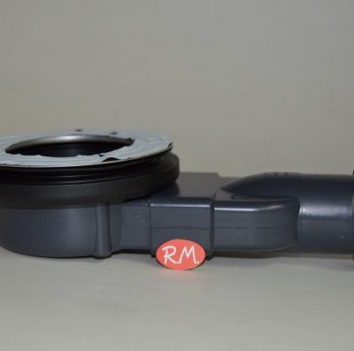 Válvula plato ducha wirquin slim pro 90 mm plato de resina