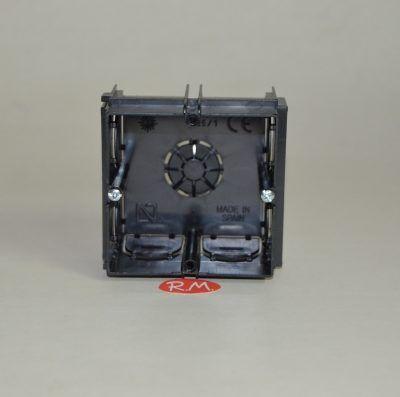 Caja universal enlazable cuadrada Solera 6625