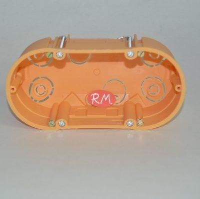 Caja empotrar universal 2 elementos para pladur