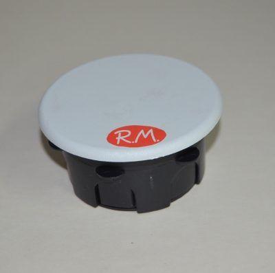 Caja de empalme empotrar redonda Ø 80 mm Solera 513