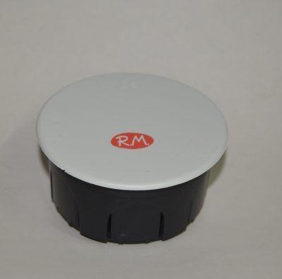 Caja de empalme empotrar redonda Ø 100 mm Solera 515
