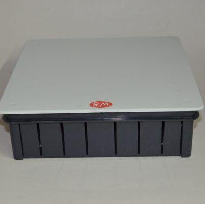 Caja de empalme empotrar cuadrada 200 x 200 mm Solera 620