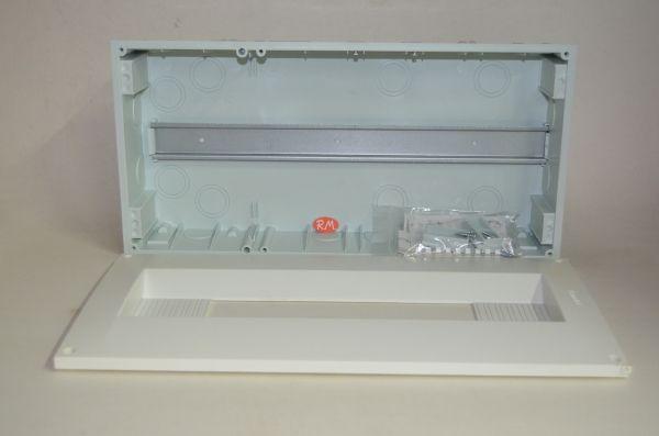 Caja empotrar hasta 18 elementos