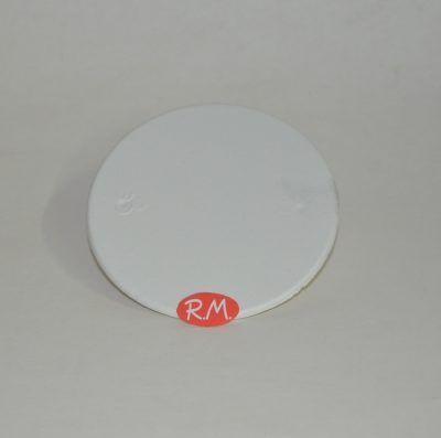 Tapa para caja de empalme redonda Ø 80 mm