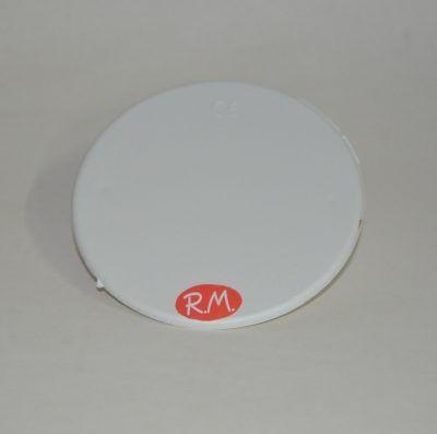 Tapa para caja de empalme redonda Ø 100 mm