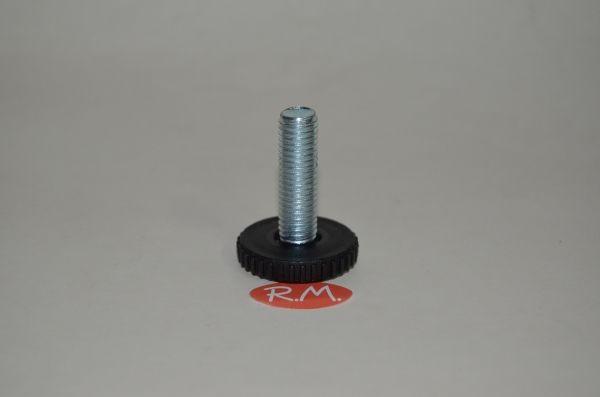Pie nivelador Ø30 M-10 x 33 mm
