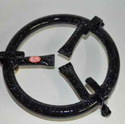 Difusor paellero para cocina o encimera de gas Ø25 cm