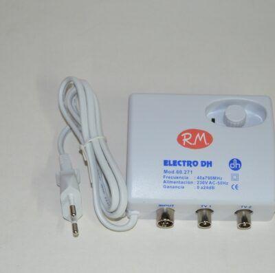 Amplificador interior de antena de televisión