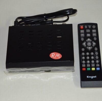 Receptor TV digital terrestre Engel RT5130U