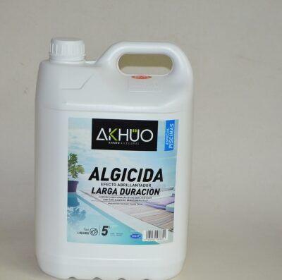 Algicida efecto abrillantador 5 litros