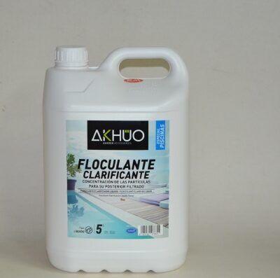 Floculante clarificante líquido 5 litros