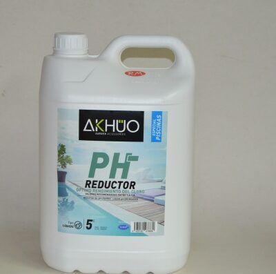 Reductor PH líquido 5 litros