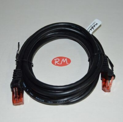 Alargo cable red 2 metros RJ45 CAT6