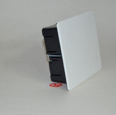 Caja de empalme empotrar tabique hueco 100 x 100 mm Solera 5562