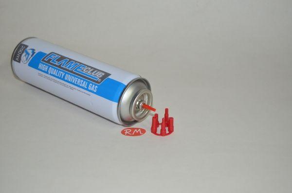 Carga gas para mecheros 250 ml