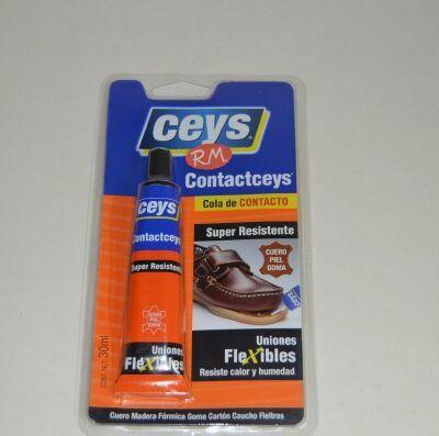 Cola de contacto ContactCeys transparente Ceys 30 ml