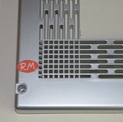 Marco para microondas universal 60 x 40 cm cromo mate