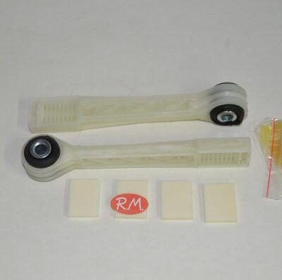 Kit de reparación amortiguador lavadora Bosch
