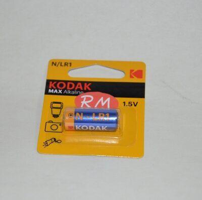Pila Alcalina Kodak N/ LR1 1.5 V