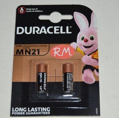Pila Alcalina Duracell MN21 12 V unidad