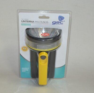 Linterna impermeable bombilla krypton 1600325