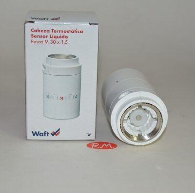 Cabezal termostático llave radiador Waft V2 0210040000