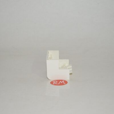 Angulo exterior canaleta Unex 16 x 30 mm marfil