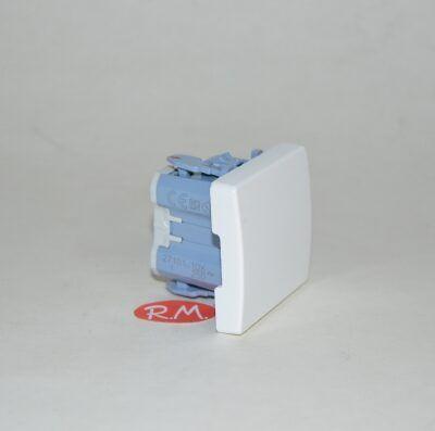 Interruptor unipolar Simón 27 27101-65 blanco