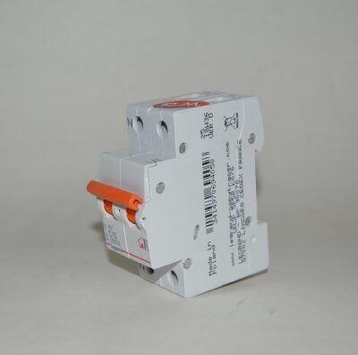 Interruptor magnetotérmico Legrand 1P+N 10A curva C
