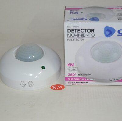 Detector de movimiento superfície 360° 6 metros GSC 1400972
