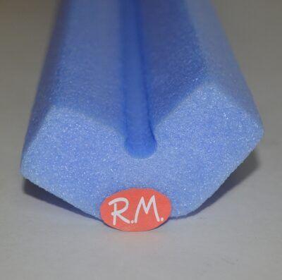 Perfil de espuma para protección V3F de 1 metro