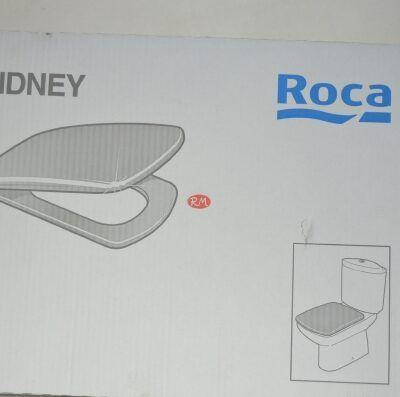 Asiento inodoro Roca Sidney blanco A801380004