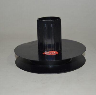 Disco de plástico persiana Ø 120 mm espiga 12 mm