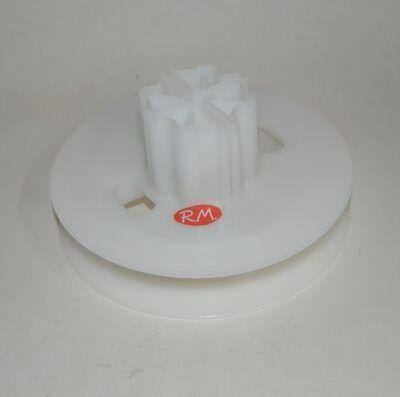 Disco de plástico persiana Ø 160 mm eje de 60 mm
