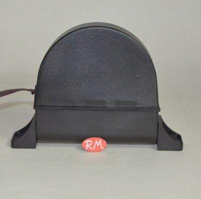 Recogedor persiana abatible marrón cinta 14 mm