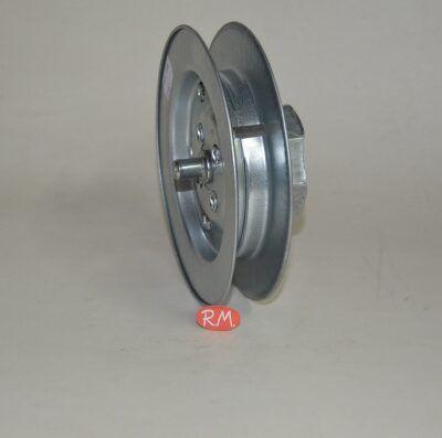 Disco metal persiana 155 mm eje 60 mm