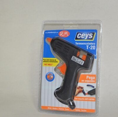Ceys pistola termofusible T-20 507102