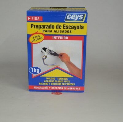 Ceys preparado de escayola 1kg 502509