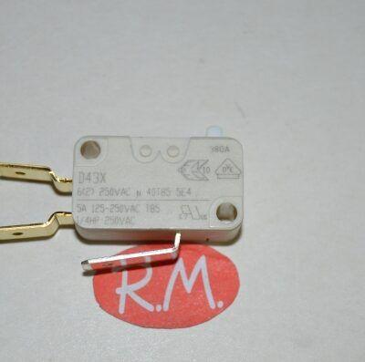Microinterruptor caldera Chaffoteaux 61001156