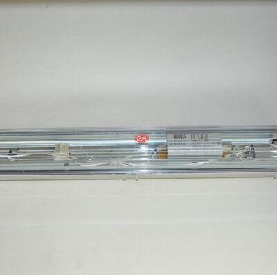 Pantalla electrónica estanca 1 tubo 18w