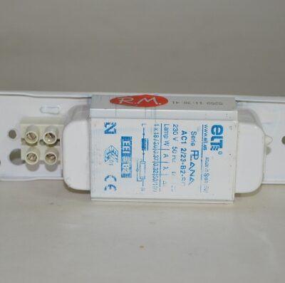 Reactancia para tubo fluorescente 18 / 20 w
