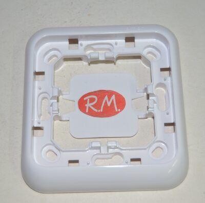 Marco 1 elemento Simón 73 73610-30 blanco
