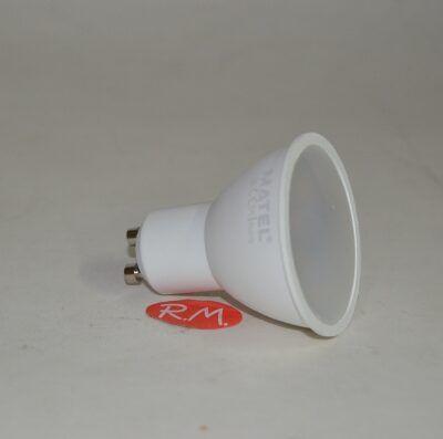 Bombilla led dicroica GU10 220V 5W 2700K