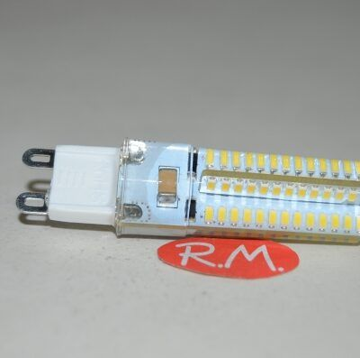 Bombilla led silicona G9 5W 220V 6400K